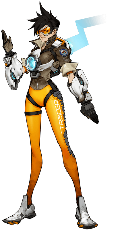 Tracer 1 - Overwatch Boost