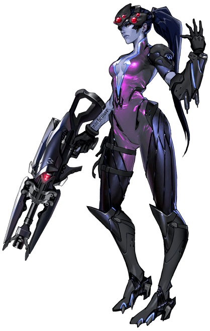widowmaker - Overwatch Boost